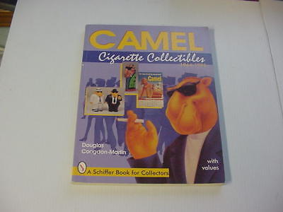 Camel Cigarette Collectibles 1964-1995 A Schiffer Book With Values