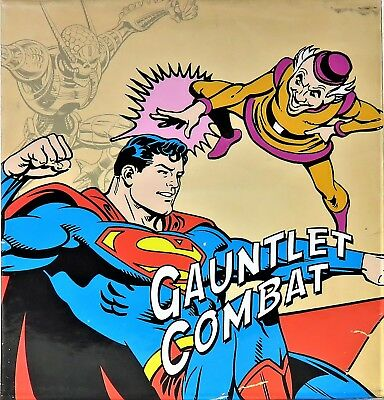 2015 CANADA $10 .999 SILVER SUPERMAN - Gauntlet Combat - BOX & COA  4659/30,000