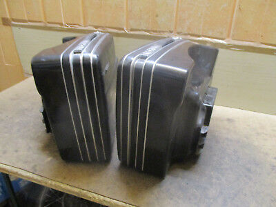 2 x Krauserkoffer Links + rechts BMW R45 R65 R80 R90 R100