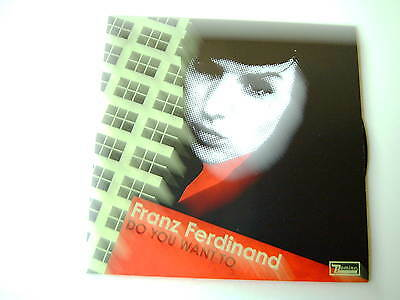 "Do You Want To - Franz Ferdinand 7"" Vinyl Single NEW 2005"
