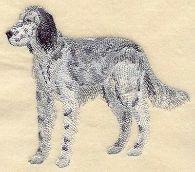 Embroidered Fleece Jacket - English Setter C5206 Sizes S - XXL