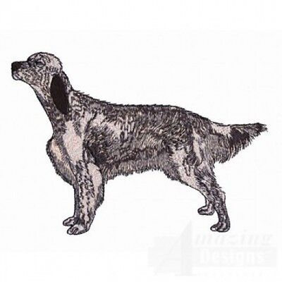 Embroidered Fleece Jacket - English Setter AD210  Sizes S - XXL