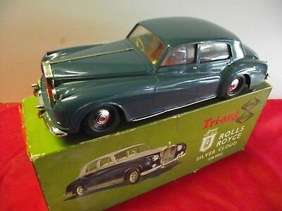 "TRIANG .."" ROLLS ROYCE Silver Cloud ""..(MINIC..ELECTRIC)..M.013..1/20..in OVP !"