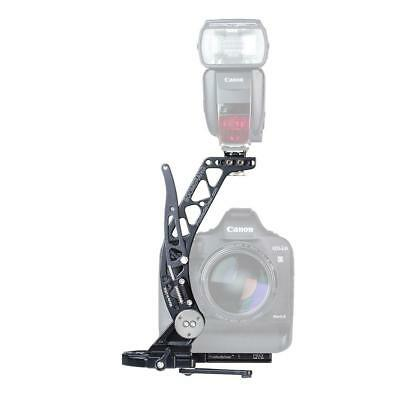 ProMediaGear Boomerang Flash Bracket for Cameras with Vertical Grip #BBGV2PBX3