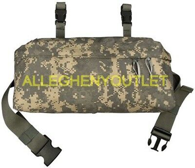 NEW MOLLE II Waist Pack Pouch – Butt / Fanny Hip Bag - ACU Camo – US Military