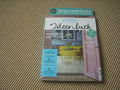 LIVING AT HOME Ideenbuch Edtion 5