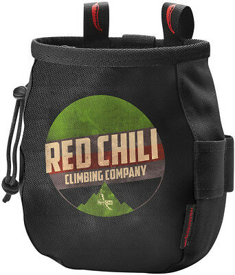 Red Chili Giant Chalkbag climbing company
