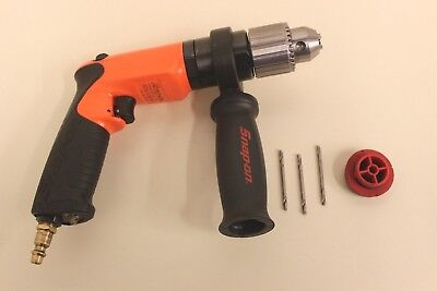 """Snap On PDR5000A - 1/2"""" Drive Air Drill - ST4-ST4020083"""