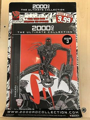 2000AD ULTIMATE GRAPHIC NOVEL COLLECTION - Issue 3 - Shakara: The Avenger