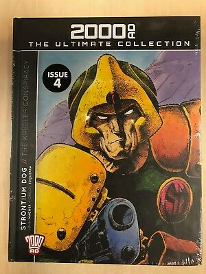 2000AD ULTIMATE GRAPHIC NOVEL COLLECTION - Issue 4 - Strontium Dog