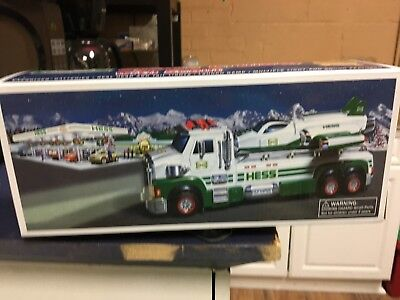 2014  Hess Toy Truck And Space Cruiser With Scout 50 Years