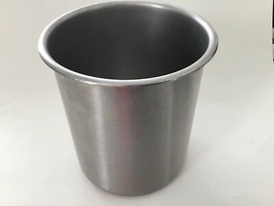 Stainless Steel Bain Marie Pot 3.5 qt 3-1/2 Quart You Choose Quantity