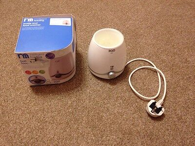 Mothercare Intelligent Feeding Bottle & Food Warmer - Boxed