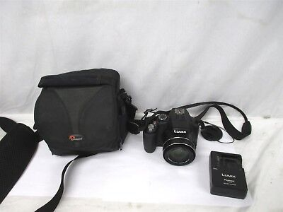 Panasonic Lumix DMC-FZ200 FullHD 12.1MP Digital Camera W/ 25-600mm Lens