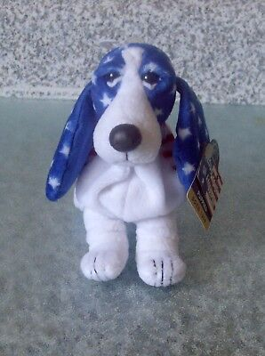 Vintage Hush Puppies (Basset Hound Dog) By Applause Limited Edition/1958 w/ Tags