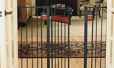 NEW Regalo Home Accents Walk-Thru Gate: Extra Wide