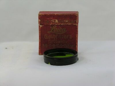 Leica Filter/ Squeeze Type Green Tint
