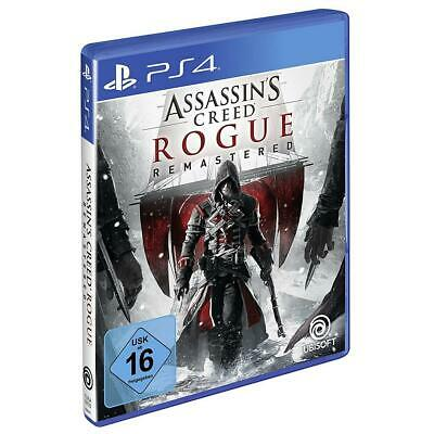 Assassins Creed Rogue Remastered Sony PS4 Spiel NEU&OVP