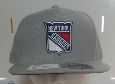 52f3dbe84ead90 New York Rangers 7 3/8 Fitted Hat Cap NHL Mitchell & Ness NWT FREE