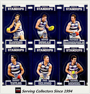 Sports Mem Cards Fan Shop Australian Football Cards 2017 Afl Footy Stars Footy Standups Fs37 Patrick Dangerfield Geelong Cats Hotelhrpalace In