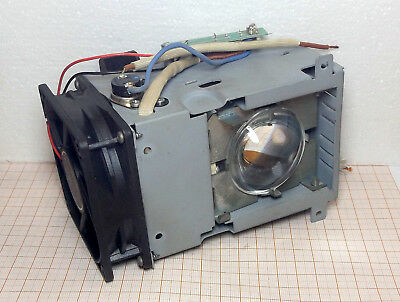 Projector module with 2 bulbs and fan [M1]