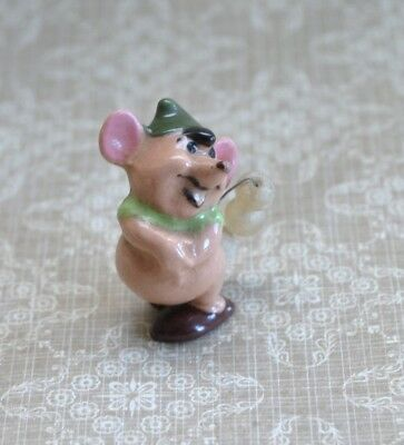 Hagen Renaker Gus the Mouse from Disney's Cinderella