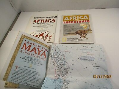 National Geographic Society Maps #12