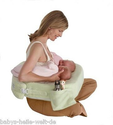 Twill Pillow plus - Nursing Pillow for Twins - Twin Nursing Pillow - New-Ovp