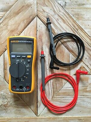 Fluke Multimeter 115 True RMS Messgerät