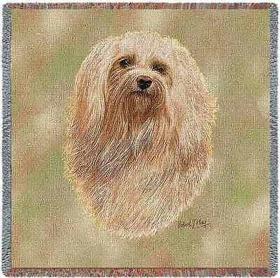 Lap Square Blanket - Havanese by Robert May 3306