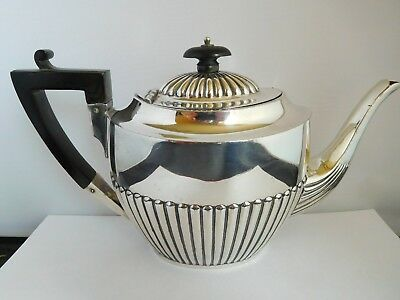 Good Quality Edwardian Queen Anne Style Teapot
