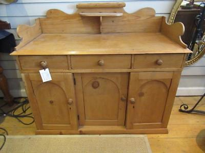 Small Pine Dresser or Sideboard