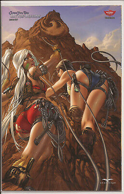 *+*SEHR SELTEN GRIMM FAIRY TALES MYTHS & LEGENDS #17D EBAS Phoenix exclusive LTD