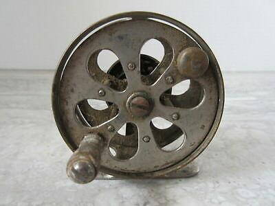 Antique Meisselbach Expert No.19 Skeleton Fly Fishing Reel
