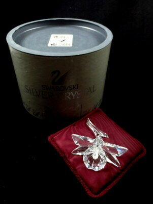 1996  Swarovski Scs Crystal The Orchid Yellow #7478 000 002