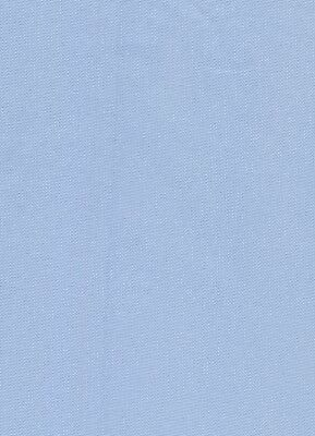 28 count Sky Blue Fabric Flair Evenweave Fabric - 1 fat quarter 49 x 89cms