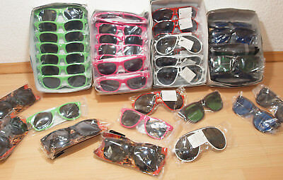 57 x Party Sonnenbrille - Junggesellenabschied Brille - Southern Comfort - Sours