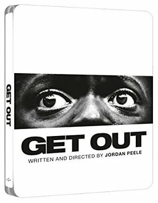 Scappa - Get Out  Steelbook   Blu-Ray    Horror