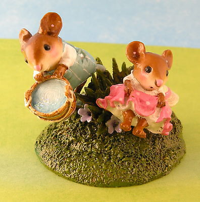 Jack & Jill by Wee Forest Folk, Mouse Expo 2012 Nursery Rhyme Event Piece