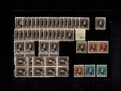4691 Luxembourg Stamps Mint Never Hinged Great Classic Lot HCV RARE $$