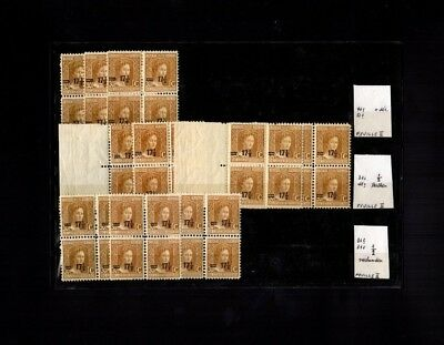 4694 Luxembourg Stamps Mint Never Hinged Great Classic Lot HCV RARE $$