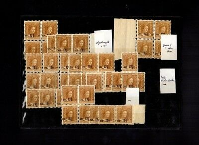4695 Luxembourg Stamps Mint Never Hinged Great Classic Lot HCV RARE $$