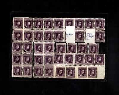 4700 Luxembourg Stamps Mint Never Hinged Great Classic Lot HCV RARE $$