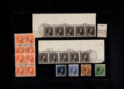 4713 Luxembourg Stamps Used Great Classic Lot HCV RARE $$