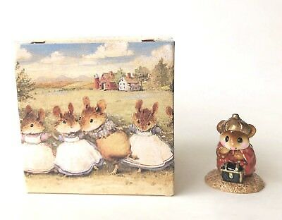 Wee Forest Folk Wise Man Kneeling M-121c Mint with Box