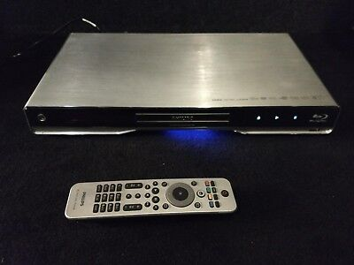 LOEWE BLU-RAY Player BluTech Vision silber in Chrome ...