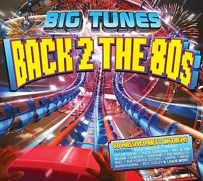 Big Tunes - Back 2 the 80s (3 X CD ' Various Artists)
