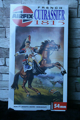 Airfix French Cuirassier 1815 Waterloo No.02555