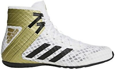 adidas Speedex 16.1 Boxing Shoes - White