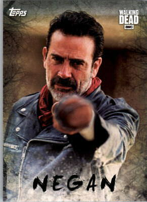 2017 The Walking Dead Season 7 Characters Trading Card Pick